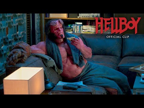 "Hellboy - Official Clip ""Osiris Club""?>"