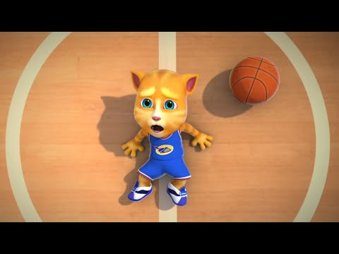 Basketball Hero  - Talking Tom and Friends | Season 4 Episode 24