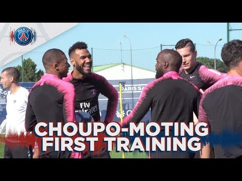 CHOUPO-MOTING FIRST TRAINING