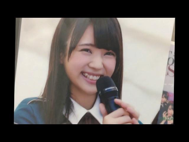 「開封動画」神の手アプリアイドル写真(欅坂46、乃木坂46(北野日奈子ちゃん)自筆サインあり