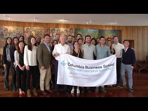 Columbia University visita MuniGuate