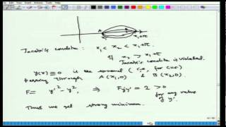 Mod-01 Lec-20 Calculus Of Variations And Integral Equations