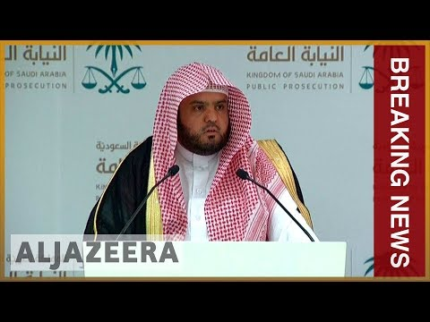 🇸🇦Saudi prosecutor seeks death penalty for five in Khashoggi murder l Breaking News