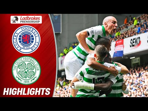 Rangers 0-2 Celtic   Celtic Go Clear After Old Firm Derby Win!   Ladbrokes Premiership