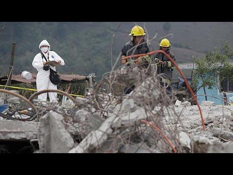 Μεξικό: Πολύνεκρη έκρηξη σε χώρο αποθήκευσης πυροτεχνημάτων