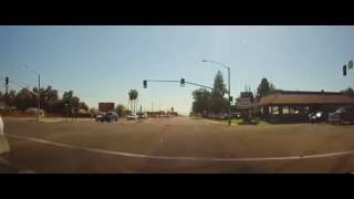 Bakersfield (CA) United States  city photo : Driving around Bakersfield, California