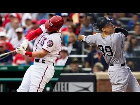 New York Yankees vs Washington Nationals Highlights    June 18, 2018