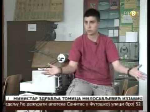 Најбољи предавач Илиноиса изабрала Нови Сад