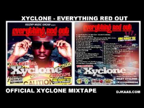 Everything Red Out Mixtape Mix by @waggytee [November 2012]