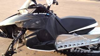 7. 2012 Arctic Cat XF 800 SP High Country