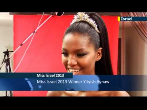 How do members of Israel's Ethiopian community feel about Yityish 'Titi' Aynaw being crowned Miss Israel?
