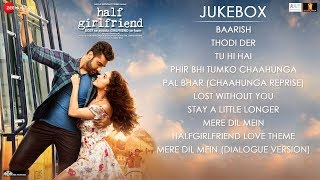 Video Half Girlfriend - Full Movie Audio Jukebox | Arjun Kapoor & Shraddha Kapoor MP3, 3GP, MP4, WEBM, AVI, FLV April 2017