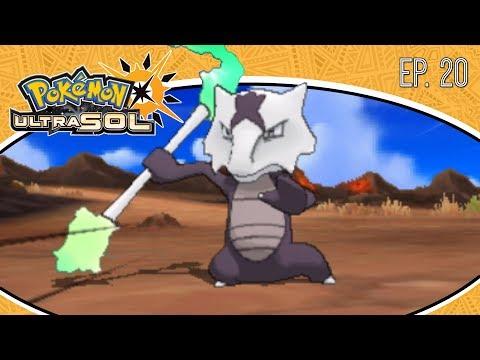 Pokémon Ultra Sol Ep.20 - NO SÉ COMO TITULAR ESTE VÍDEO