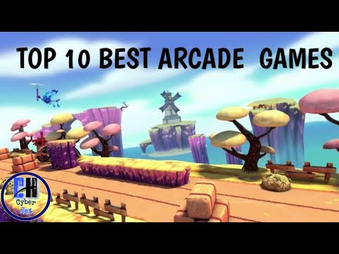 Top 10 Best Arcade Games For Android Under 10mb