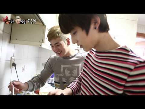 [ETC] NU'EST L.O.∧.E story Season 2- 보이는 TV '제2탄' 만원의 행복 2탄! .mp4