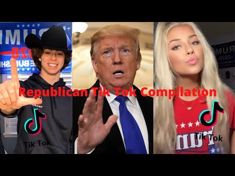 REPUBLICAN // CONSERVATIVE TIK TOK COMPILATION ~trump 2020~