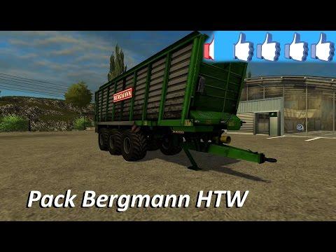 Bergmann HTW Pack v1