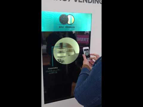 3D-Printed Oreo Vending Machine a Hit at Music Festival