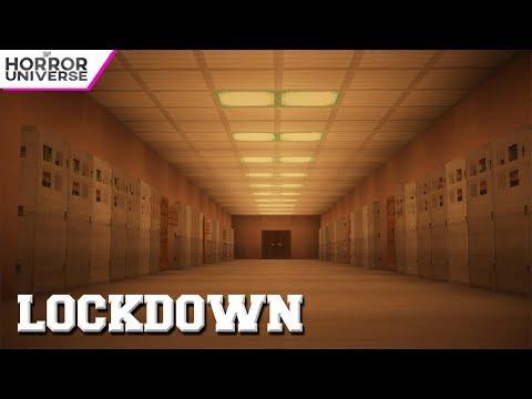 LOCKDOWN (Minecraft Horror Film)