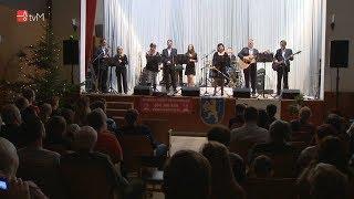 Náhled - Vánoční koncert hudební skupiny S band 2018