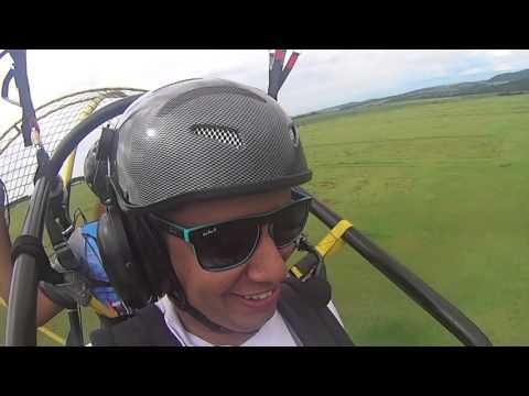 Bruno voando em Terezopolis de Goias