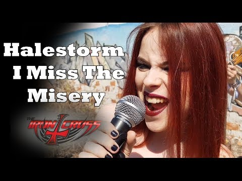 """Halestorm  """"I Miss The Misery"""" Cover by Andrei Cerbu"""