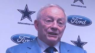 Video Jerry Jones explains in detail why the Dallas Cowboys took a knee MP3, 3GP, MP4, WEBM, AVI, FLV Oktober 2017