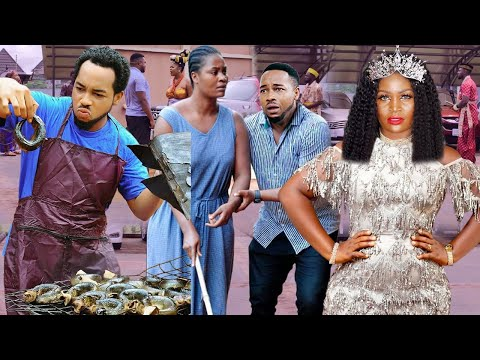THE FISH SELLER AND THE PRINCESS SEASON 1&2 (CHIZZY ALICHI) 2020 LATEST NIGERIAN NOLLYWOOD MOVIE