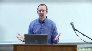 Greg Peters: Ecclesiology