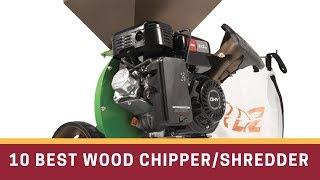 5. 10 Best Wood Chipper/Shredder Review 2017