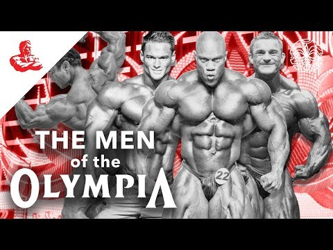 Men of the Olympia - Evolution of the Male Physique