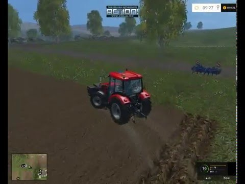 Zetor Proxima Power 120 forest v1