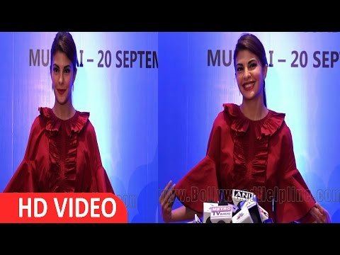 Jacqueline Fernandez | Red Carpet | Sajid Nadiadwala | Felicitated By French Government