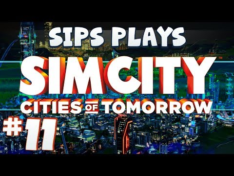 walkthrough - I picked up the first expansion pack for the new SimCity! Here is a full playthrough showcasing all the features for you gentlemen tonight (and today possibl...