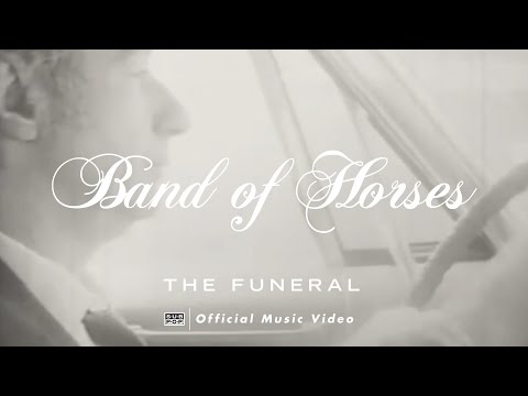 Tekst piosenki Band Of Horses - The Funeral po polsku
