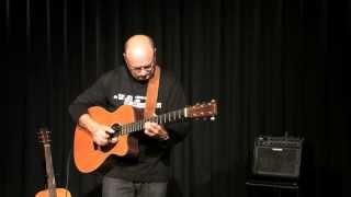 Hey Joe - Jimi Hendrix (acoustic fingerstyle)
