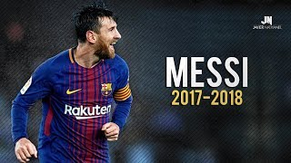 Video Lionel Messi - Sublime Dribbling Skills & Goals 2017/2018 MP3, 3GP, MP4, WEBM, AVI, FLV Mei 2018