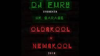 UK UNDERGROUND GARAGE BASSLINE SET (NICHE) 2018 DJ FURY