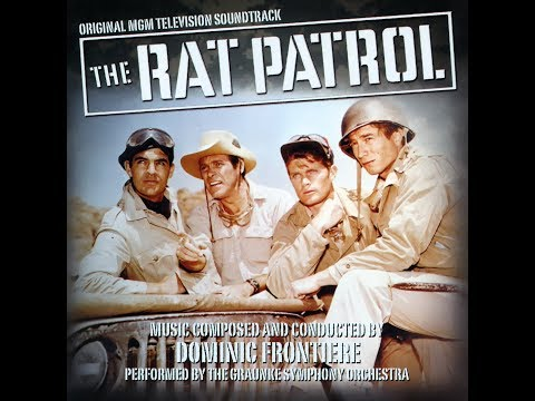 THE RAT PATROL 1966, THE CHASE OF FIRE RAID Subtitle Indonesia