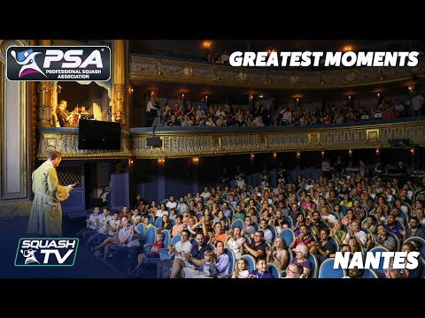 Squash de Nantes - Greatest Moments
