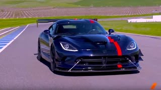 The 645-hp Dodge Viper ACR -- TEST/DRIVE by DRIVE