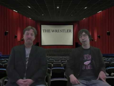 The Dollar Show Critics; The Wrestler, Drugstore Cowboy