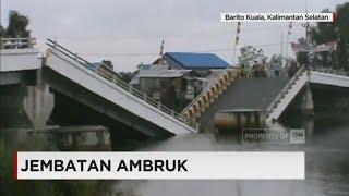 Video Jembatan Rp 17 Miliar Ambruk Terbelah Dua MP3, 3GP, MP4, WEBM, AVI, FLV Oktober 2017