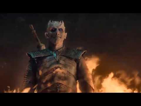 Game of Thrones Season 8 episode 3 : The Long Night part 1 Daenerys Targaryen