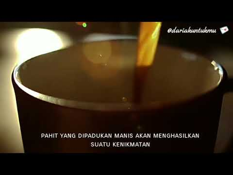 Seperti Kopi [Quote of the Day]