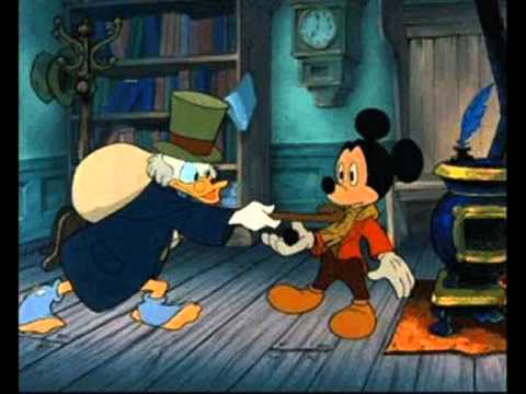Mickey's Christmas Carol Review (That MOVIE-NUT Christmas Special)