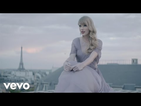 Taylor Swift - Begin Again (2012) (HD 1080p)