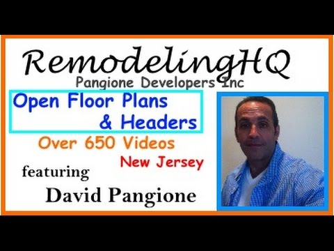 Open Floor Plan Remodeling Advice – Pangione Developers Inc Contractors