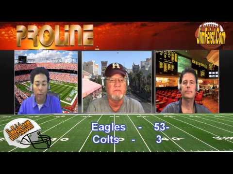 NFL Eagles vs. Colts Monday Night Football Free Pick, September 15, 2014