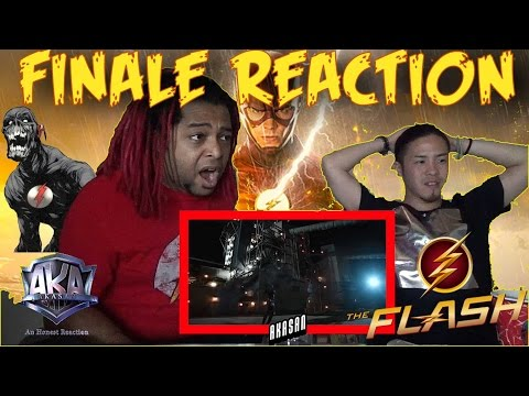 THE FLASH SEASON 2 FINALE - REACTION (Episode 23)